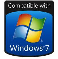 Windows 7 compatibility icon